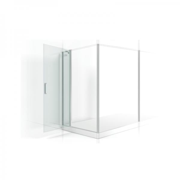 перегородки из стекла для ванной