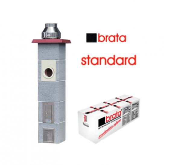Керамический дымоход Brata Standard в минске