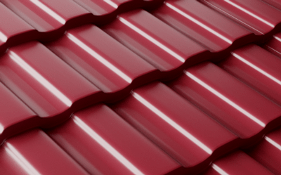 металлочерепица монтекристо фото