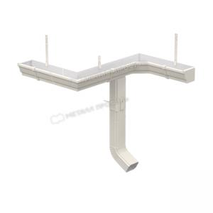 водосточная система модерн металлпрофиль