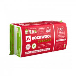 утеплитель rockwool скандик xl 150