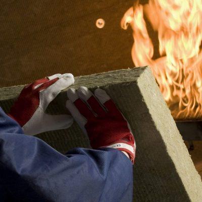 Огнеупорность минеральной ваты