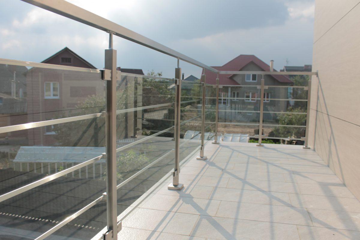 ограждение балкона